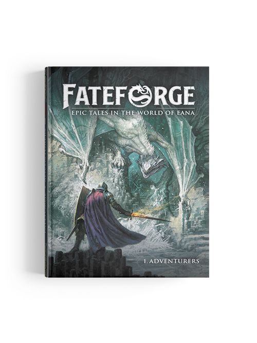Fateforge Core Rulebook